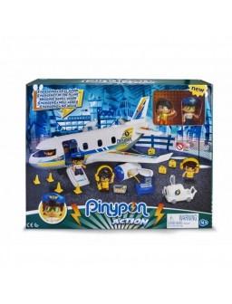 Pinypon emergencia en el avión