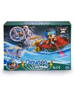 Pinypon barco pirata