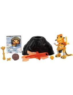 Treasure X fuego contra hielo