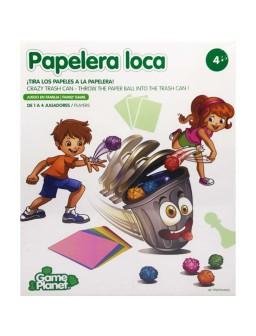 Game Planet Papelera loca