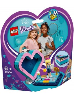 Lego caja corazón de Stephanie