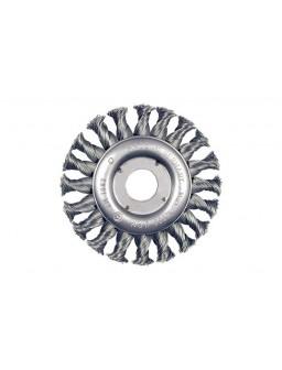 Cepillo galvanizado plata