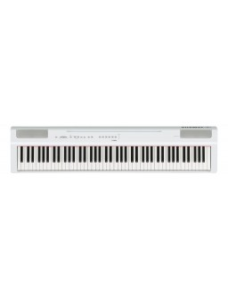 Piano Digital Yamaha P125WH