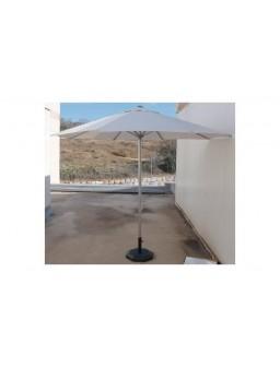 Parasol aluminio 300 cm...