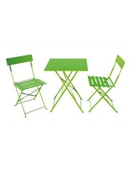 Mesa 60x60 cm +2 sillas...