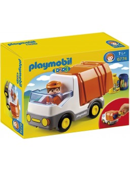 Playmobil camión de basura...