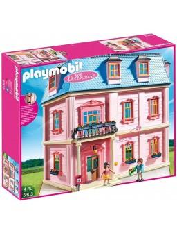 Playmobil casa de muñecas...