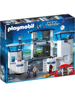 Playmobil comisaría de...