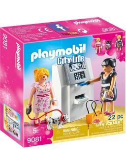 Playmobil cajero automático