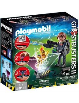 Playmobil cazafantasmas...