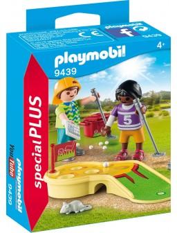 Playmobil minigolf