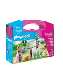 Playmobil maletín princesas...