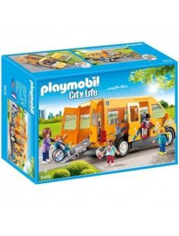Playmobil autobús escolar