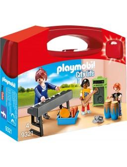 Playmobil maletín clase de...