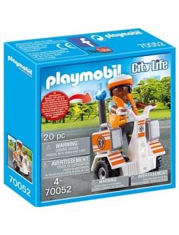 Playmobil patinete de...