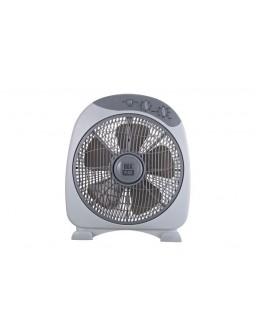 Ventilador box fan timer 1h