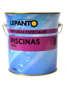Pintura para piscinas 16L azul