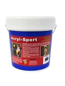Pintura Acryl Sport 4L rojo...