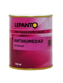 Pintura antihumedad 750ml...