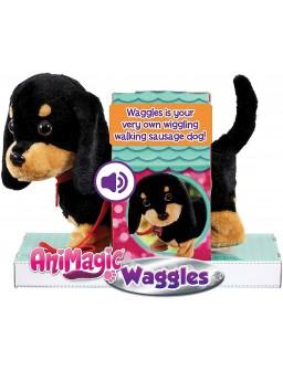Waggles, mi perrito...