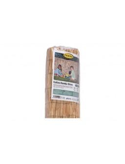Cañizo bambu pelado 1x5m