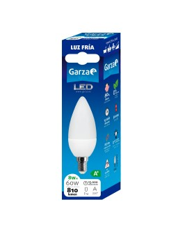 Bombilla LED Vela E14...