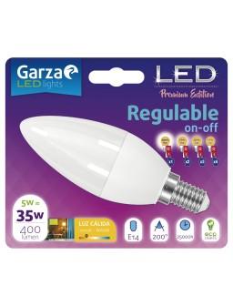 Bombilla LED Vela Regulable...