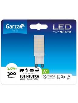Bombilla LED G9 3,5W-300lm....