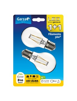 PACK 1+1 Bombilla LED...