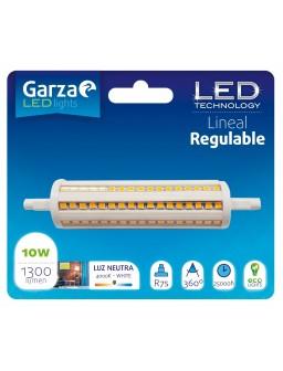 Bombilla LED R7s 118mm...