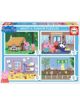 Educa puzzle multi 4 jr...