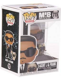 Funko figura Agent J & Frank
