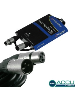 AC-PRO-XMXF/1 XLR m/f 1m