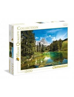 Clementoni puzzle 1500pz el...