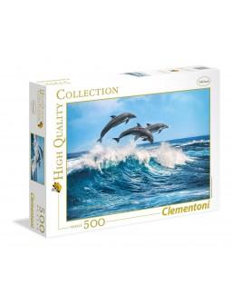 Clementoni puzzle 500pz...
