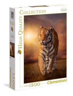 Clementoni puzzle 1500pz tigre