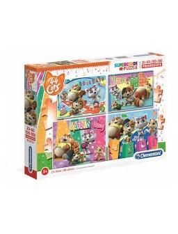 Clementoni puzzle...