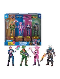Fortnite pack de 4 figuras