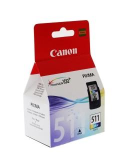 Canon CL-511 Cartucho Tinta...