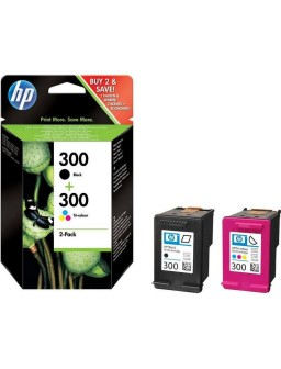 HP 300 Pack 2 Cartuchos...