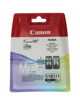 Canon PG-510/CL-511 Pack 2...
