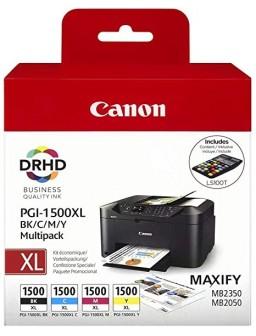 Canon PGI-1500XL Pack 4...