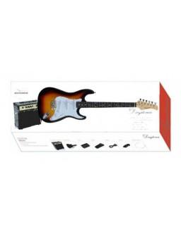 Pack Guitarra Daytona PGEDSB