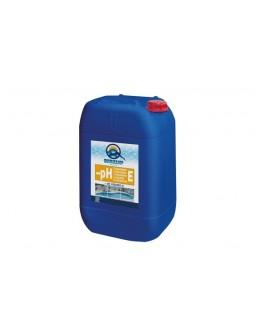 Reductor de pH líquido 30l