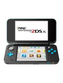 Nintendo 2DS XL Negro/Turquesa