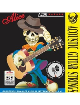 Juego Cuerdas Guitarra...