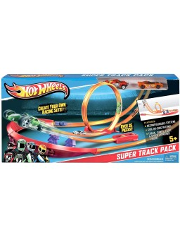 Hotwheels superpack...