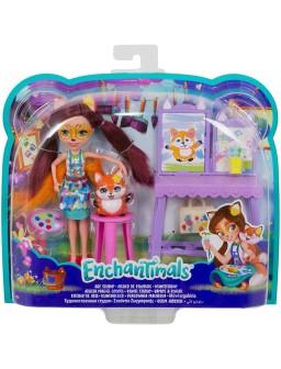 Enchantimals Felicity Fox y...