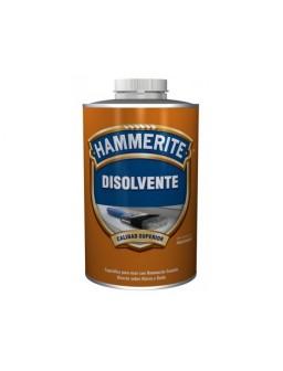 Hammerite Disolvente 1L