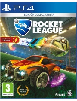 PS4 Juego Rocket League